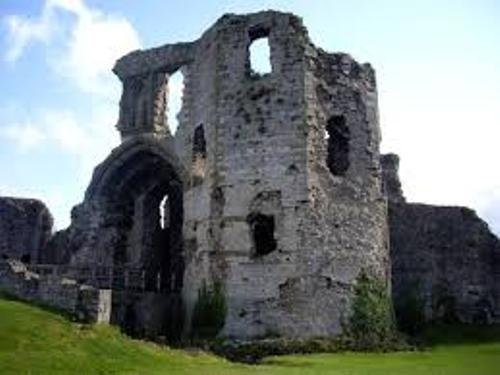 Denbigh Castle Pic