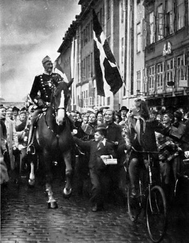 Denmark in World War 2 Facts