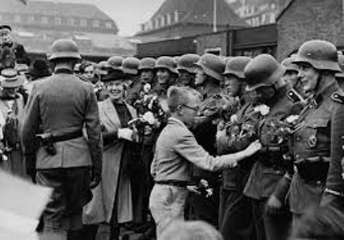 Denmark in World War 2 Pic