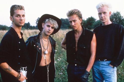 Depeche Mode Band