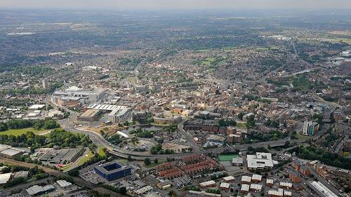 Derby Skyline