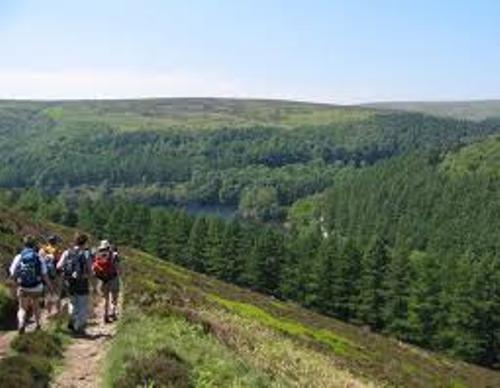 Derbyshire Scene