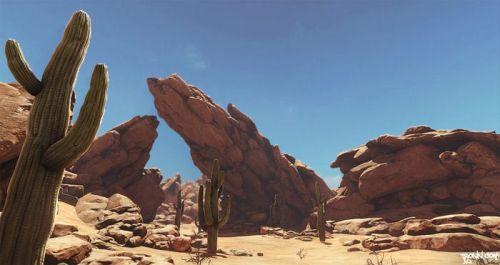 Desert Habitat Images