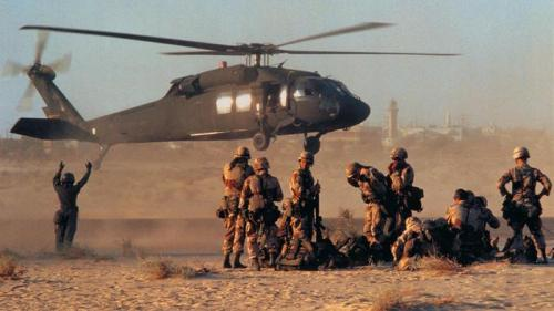 Desert Storm Army