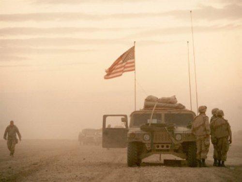 Desert Storm Images