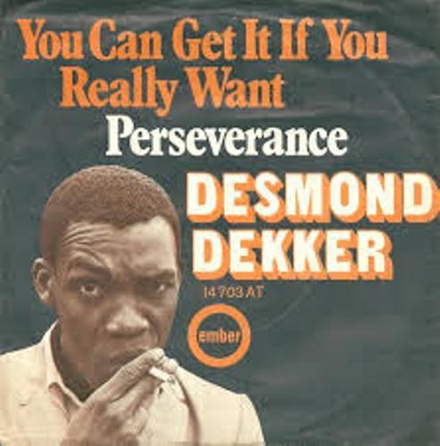Desmond Dekker facts