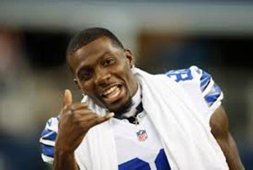 Dez Bryant Football