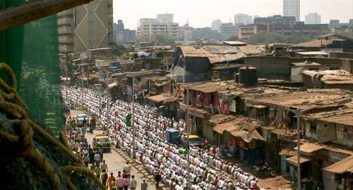 Dharavi Slum Pic