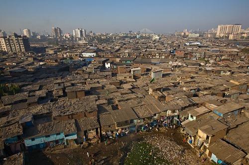 Dharavi Slum Pictures