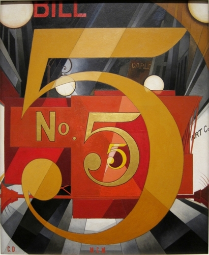 Facts about Charles Demuth