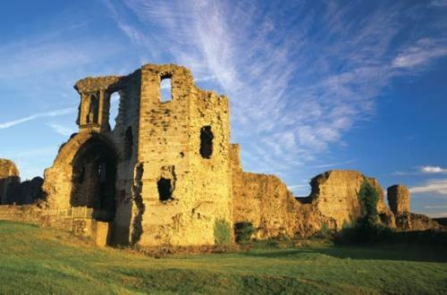 Facts about Denbigh Castle