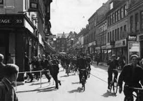 Facts about Denmark in World War 2