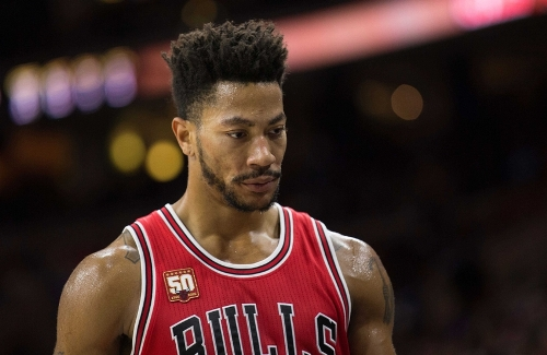 Facts about Derrick Rose