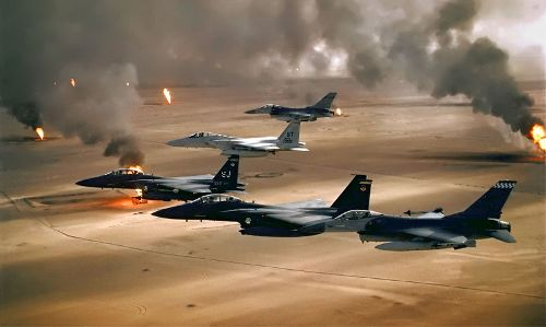 Facts about Desert Storm