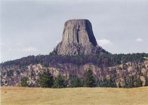 Facts about Devils Tower