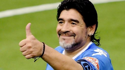 Diego Maradona Facts