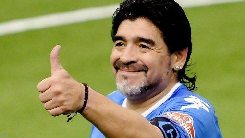 Diego Maradona Facts
