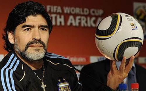 Diego Maradona Images