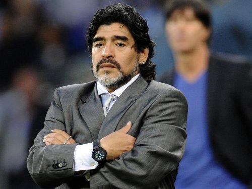 Diego Maradona Pic