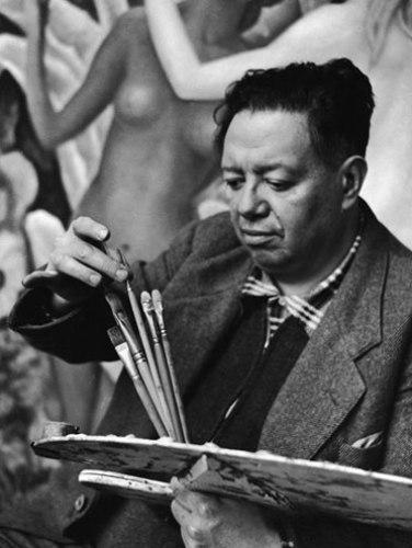 Diego Rivera Image
