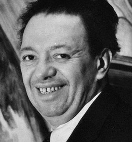 Diego Rivera Pic
