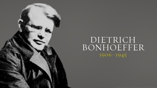 Dietrich Bonhoeffer Pic