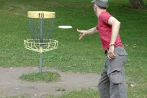 disc golf images