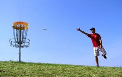 disc golf pictures