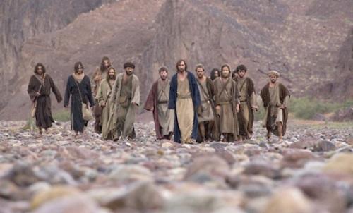 discipleship jesus