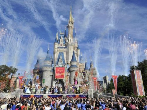 disney world facts