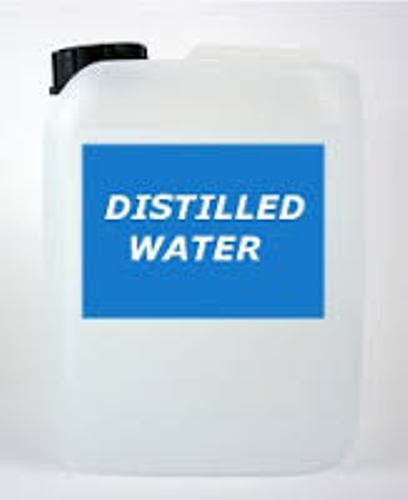 distilled water images