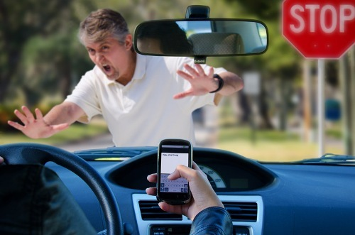 Distracted Driving Pictures