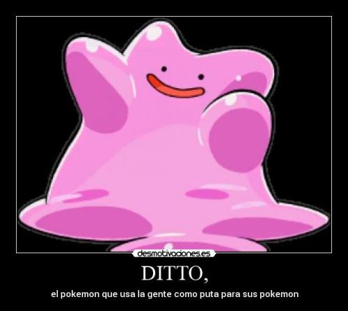 ditto character
