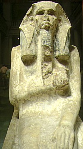 djoser statue