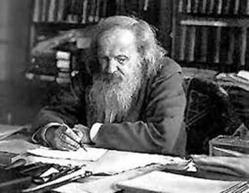 dmitri mendeleev pictures