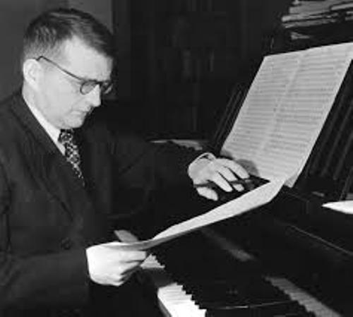 dmitri shostakovich musician