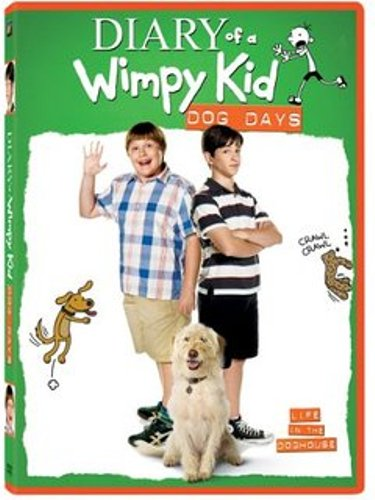 Facts about Diary of a Wimpy Kid