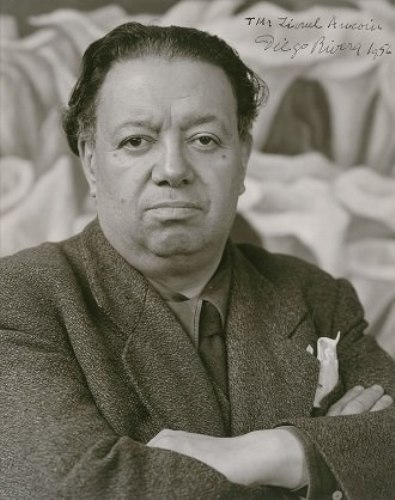 Facts about Diego Rivera