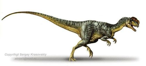 Facts about Dilophosaurus