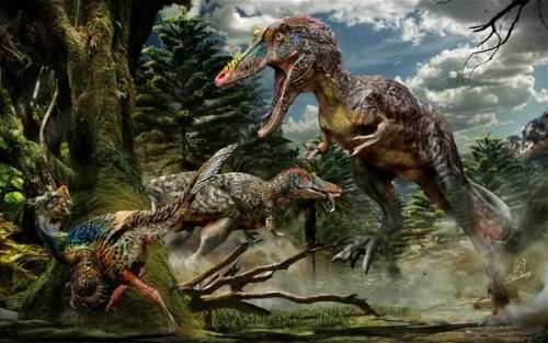 facts about dinosaurs