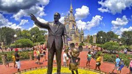 facts about disney parks