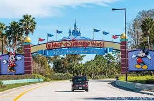 facts about disney world