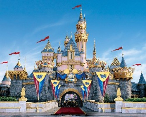 facts about disneyland california