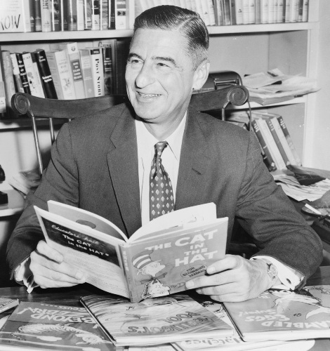 facts about doctor seuss