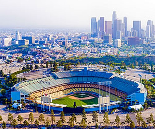 dodger stadium pic