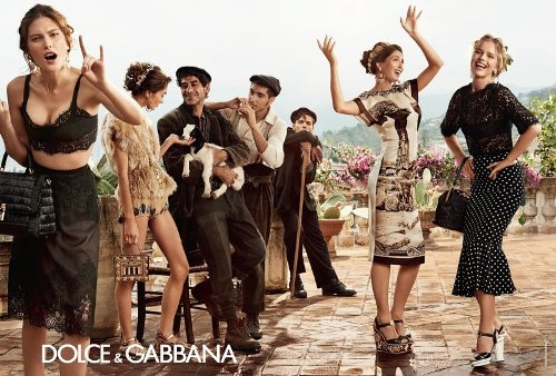 dolce and gabbana fashions