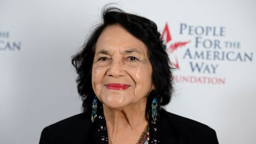dolores huerta now