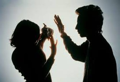 domestic violence pictures