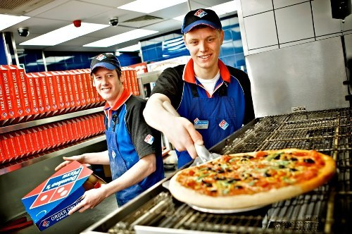 dominos pictures