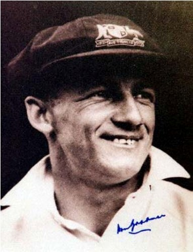 donald bradman facts
